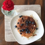 Quick Coconut Flour Pancakes Recipe