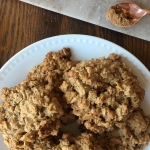Cranberry Tahini Cookies