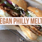 Vegan Philly Melts
